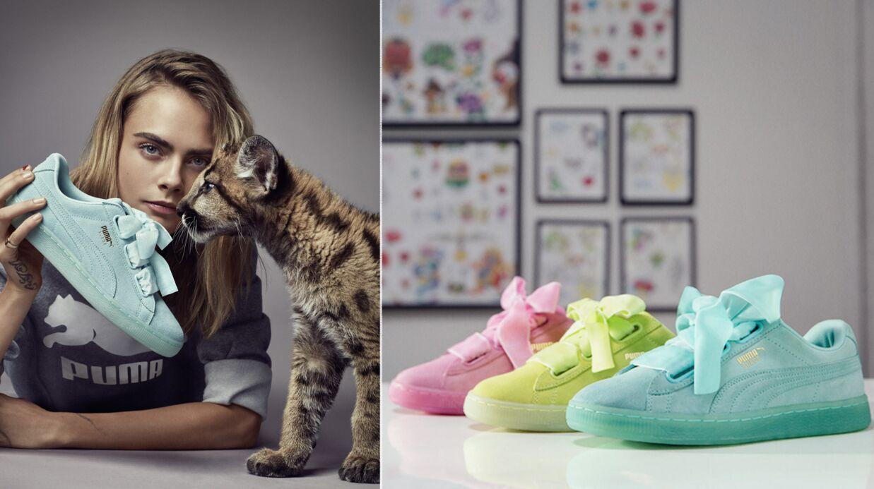 MODE Sneakers: arrêtez tout, les nouvelles Puma Suede sont arrivées