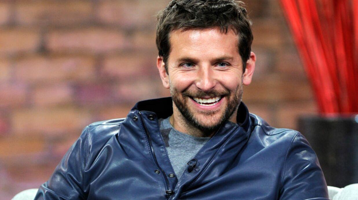 Bradley Cooper élu homme le plus sexy du monde