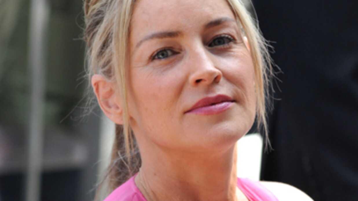 Karine Ferri craque sur Sharon Stone