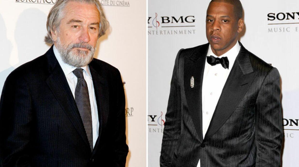 Vexé par Jay-Z, Robert De Niro fait la morale au rappeur