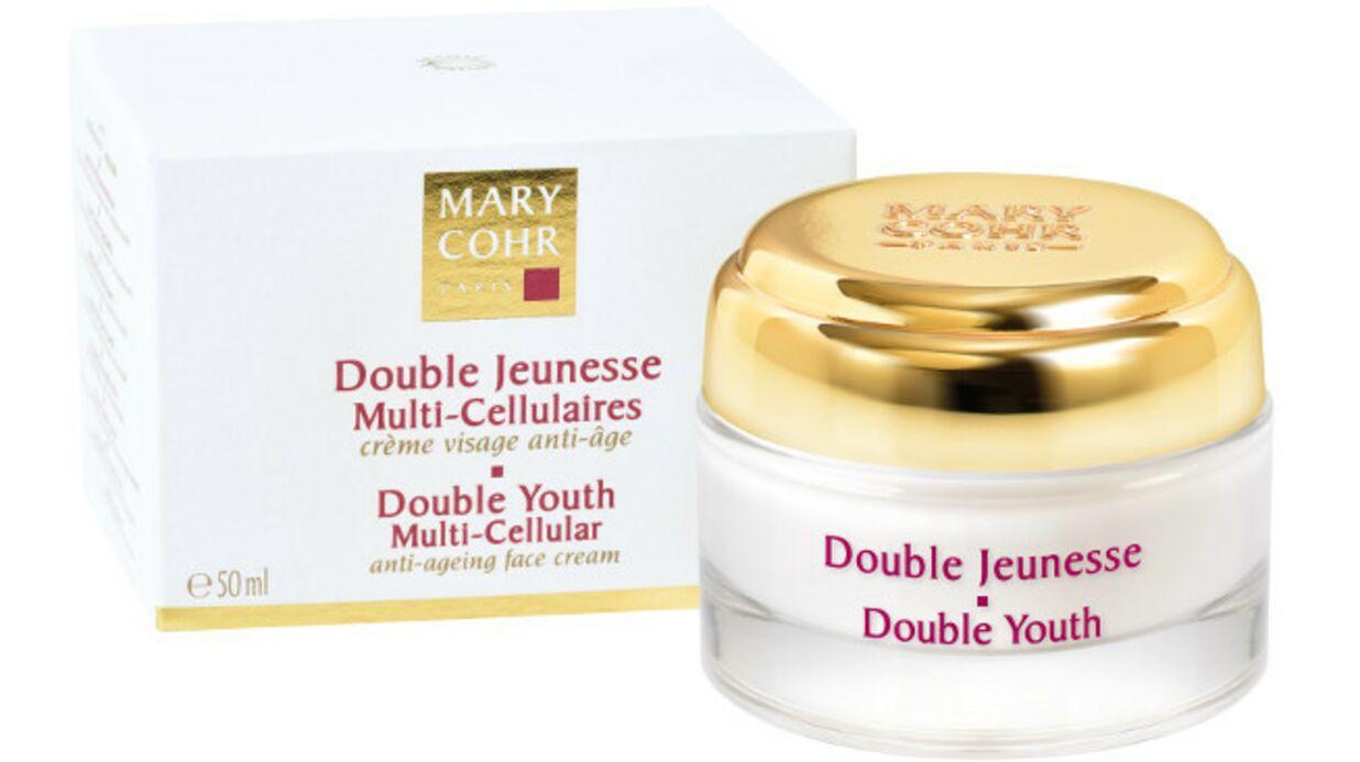 Double Jeunesse, le nouveau soin anti-âge de Mary Cohr