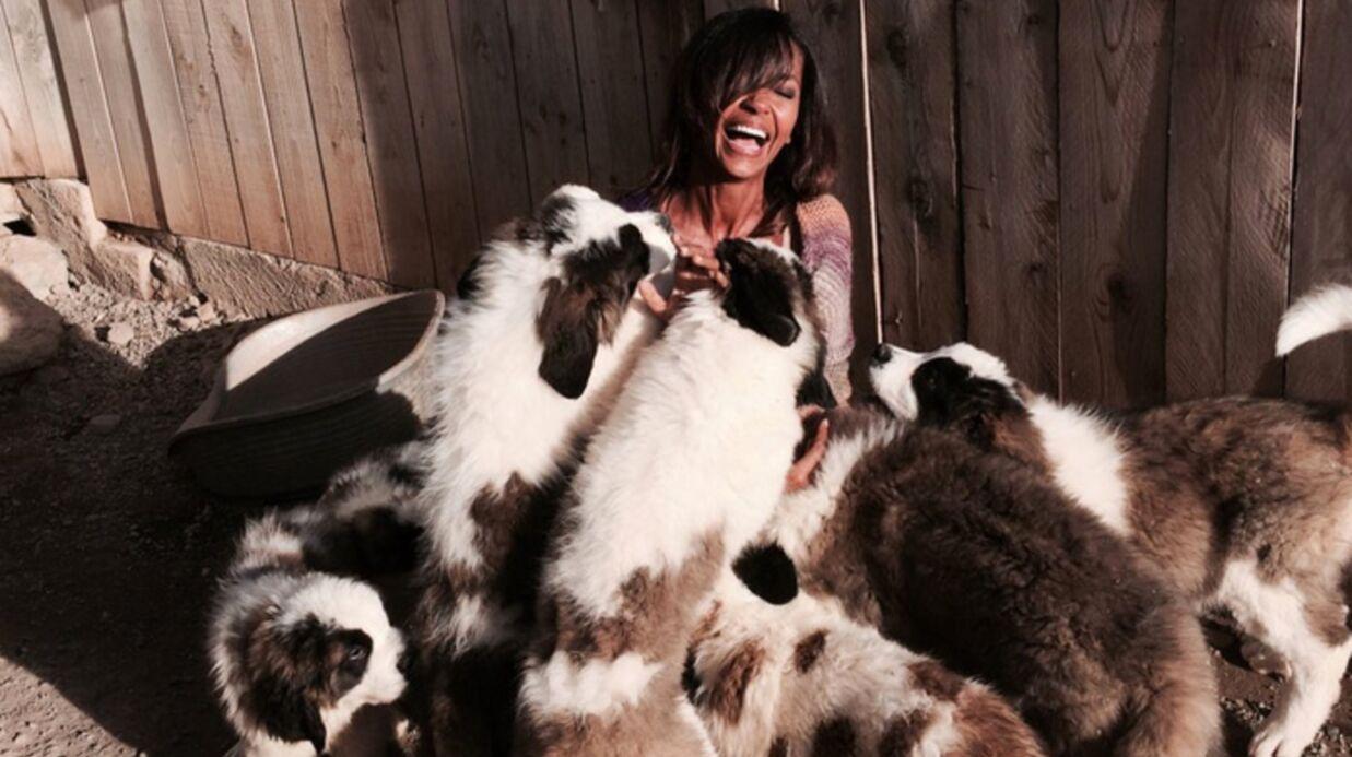 Karine Le Marchand dévoile une première photo de la 12ème saison de L'amour est dans le pré