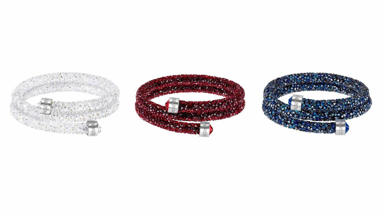 Karlie Kloss présente la nouvelle collection de Swarovski, Crystaldust