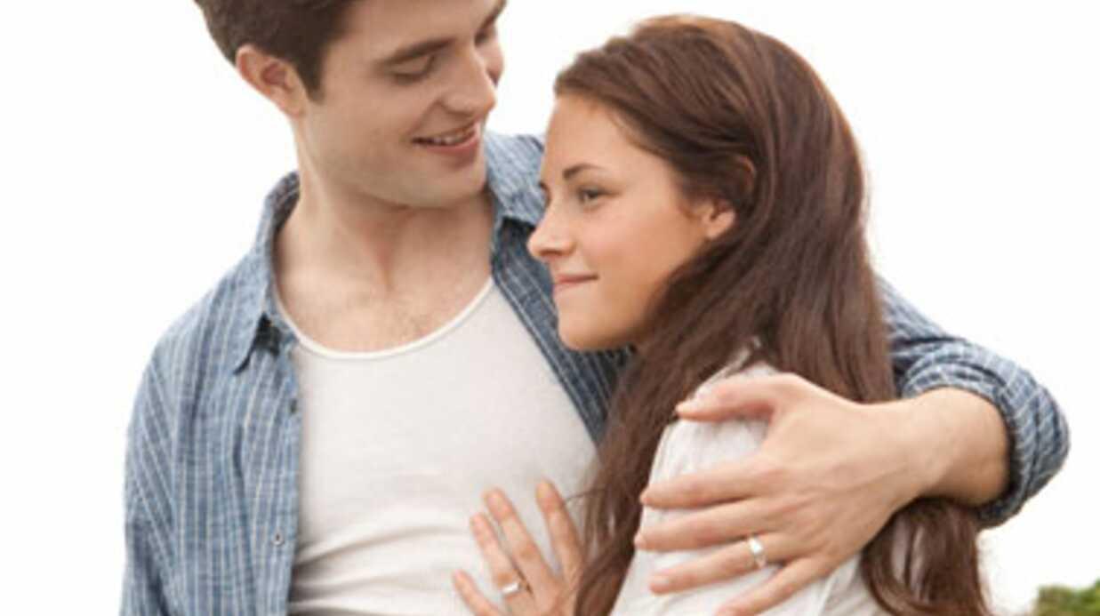 Robert Pattinson et Kristen Stewart ENFIN ensemble: la preuve