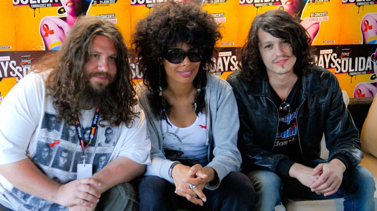 MTV EMA: Shaka Ponk remercie ses fans