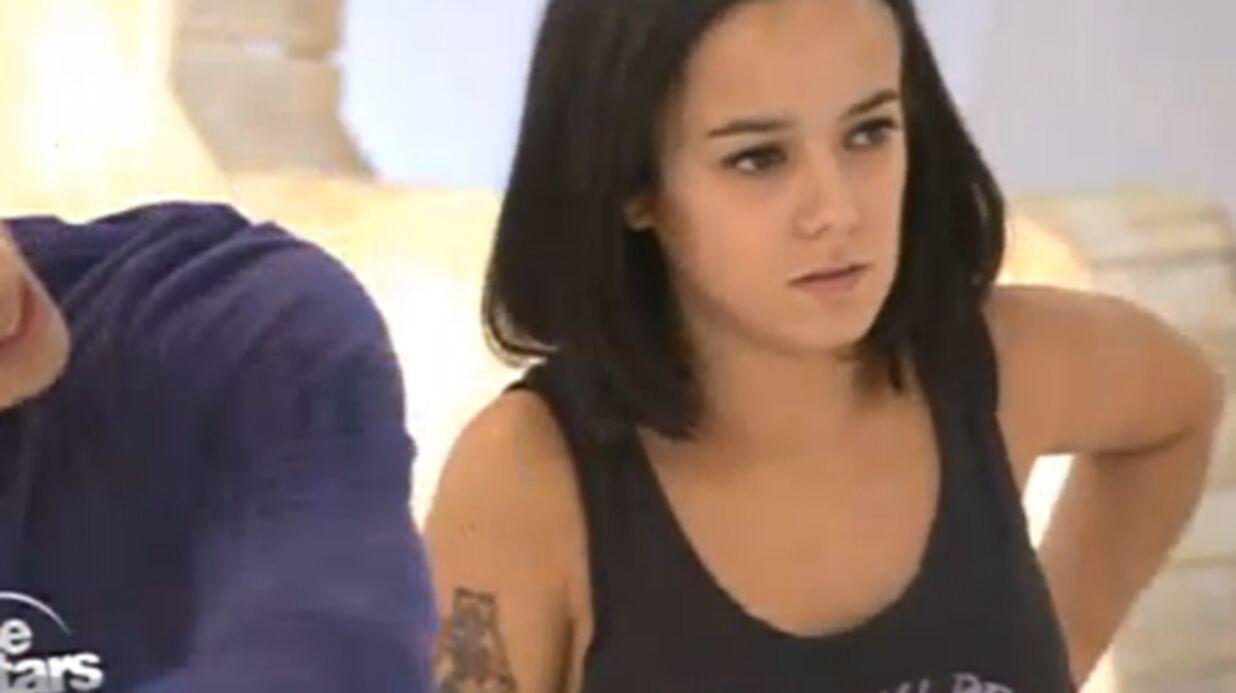 VIDEO Alizée se blesse au dos aux répétitions de Danse avec les Stars