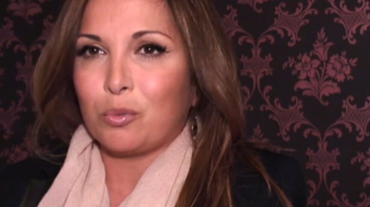Hélène Ségara est atteinte d'une maladie rare