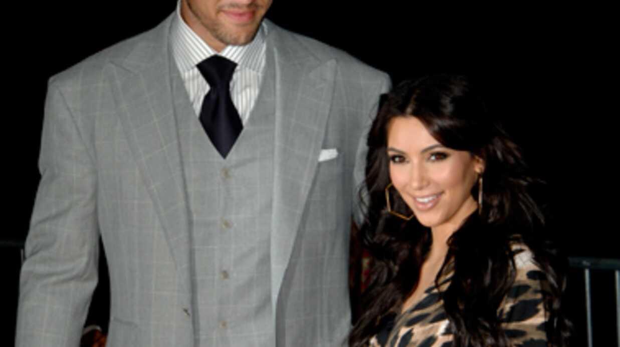 La bague de fiançailles de Kim Kardashian vendue pour près 500 000 euros