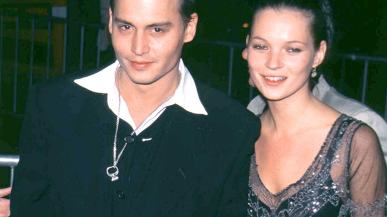 Kate Moss et Johnny Depp de nouveau réunis… pour un clip