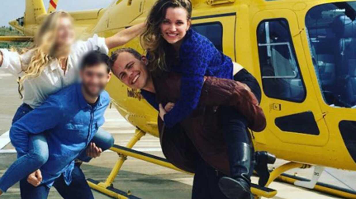 PHOTOS Jordan Hewson: la fille de Bono est en couple avec le Français Jérôme Jarre