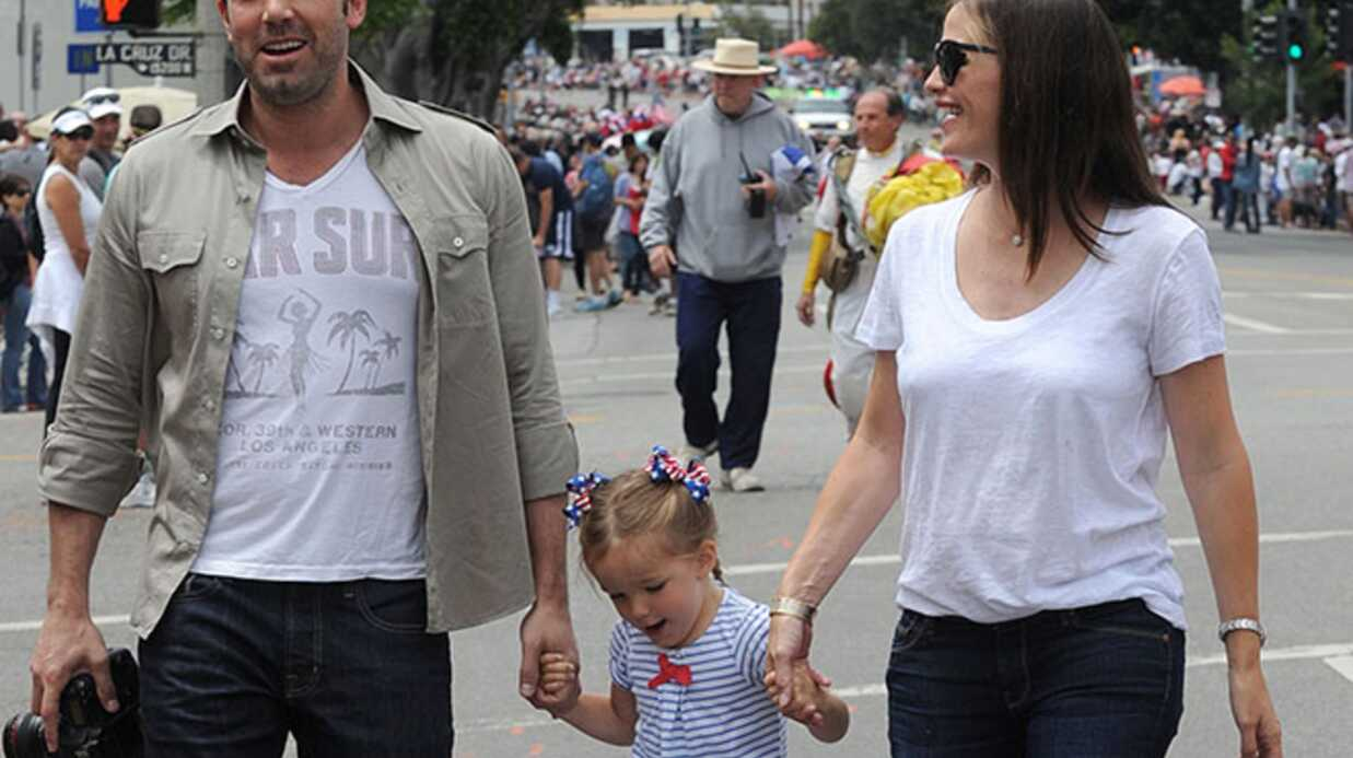 Ben Affleck néglige sa famille pour le cinéma