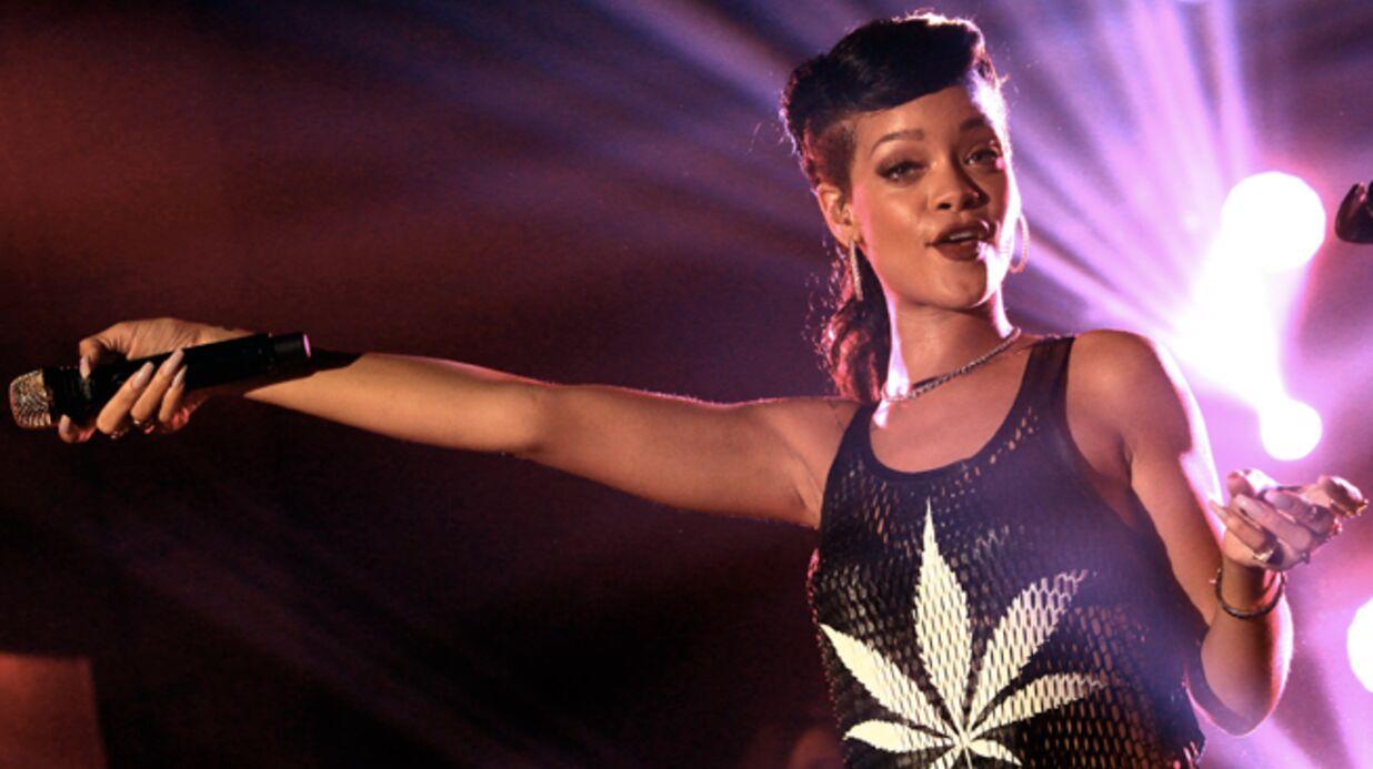 Katy Perry balance sur les addictions de Rihanna