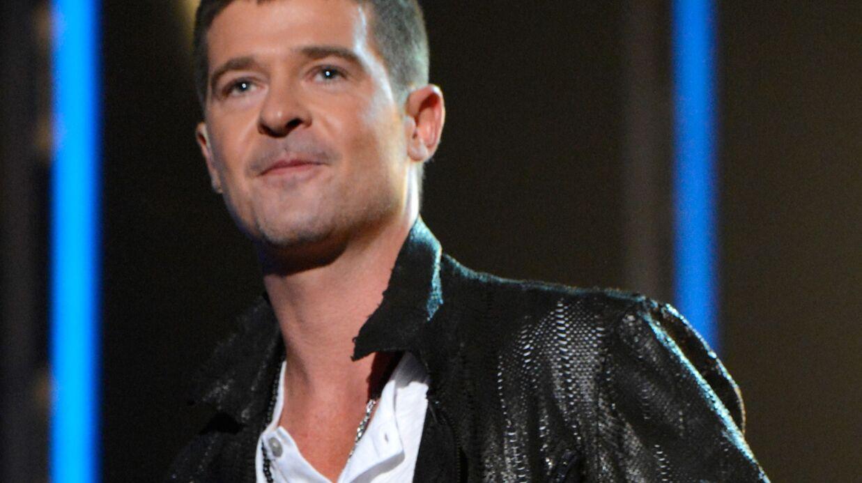 Accusé de plagiat, Robin Thicke révèle qu'il était drogué en enregistrant Blurred Lines