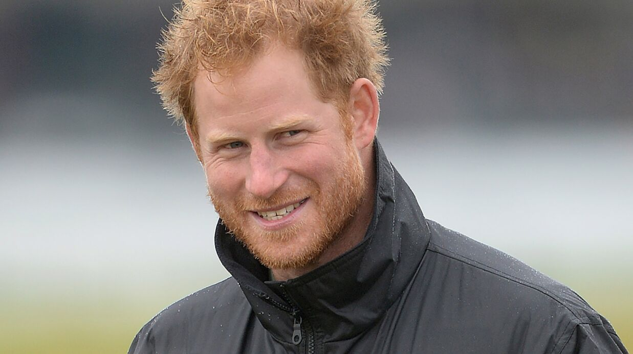PHOTOS Le prince Harry: son nouveau look barbu, c'est réussi et sexy