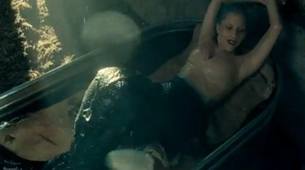 VIDEO le nouveau clip de Lady Gaga, Yoü and I