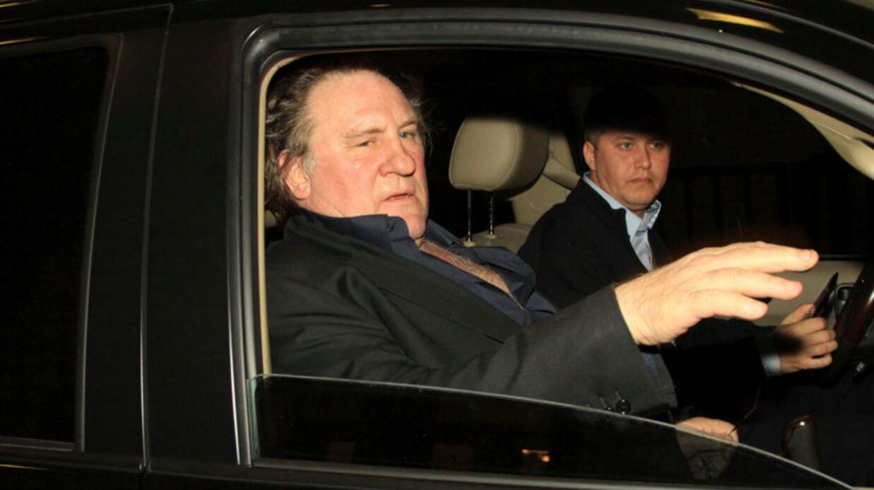 Gérard Depardieu ciblé par une plainte pour coups et blessures