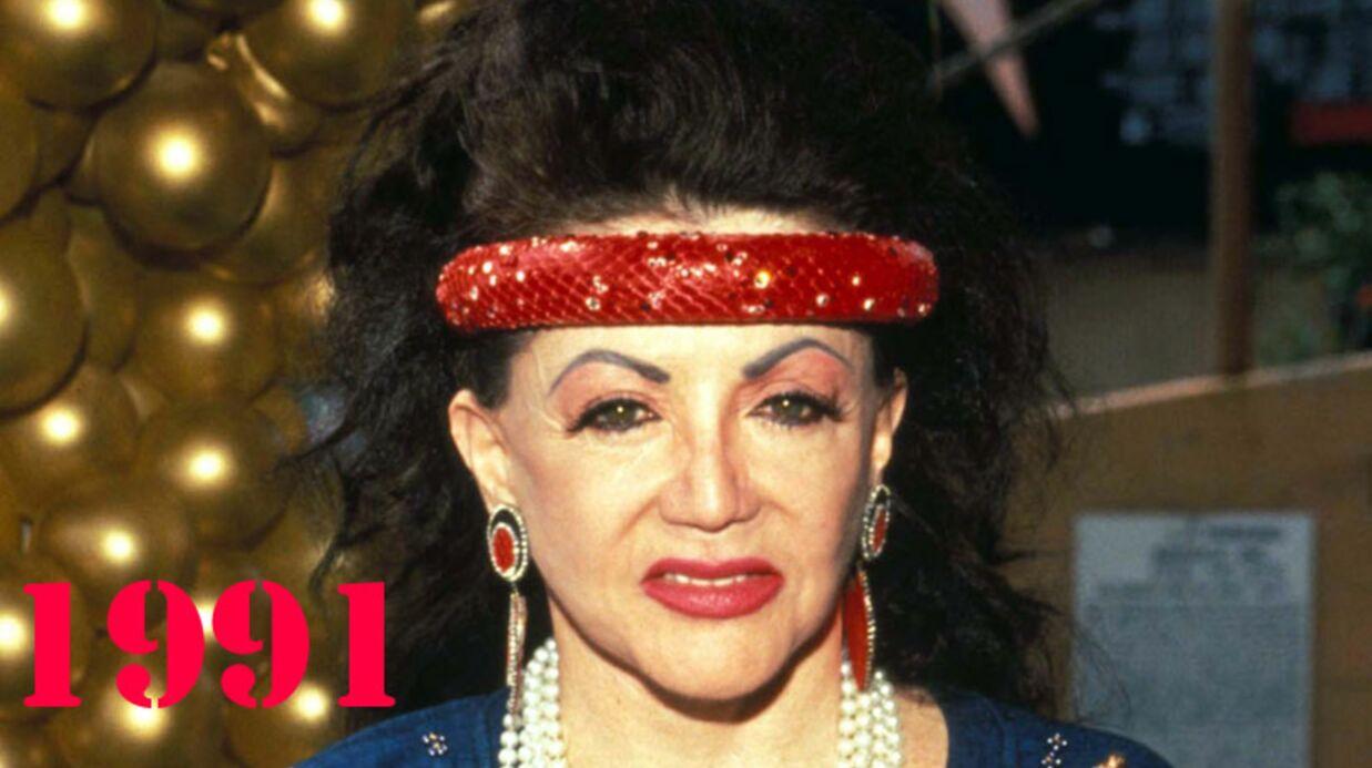 PHOTOS La mère de Sylvester Stallone horriblement retouchée