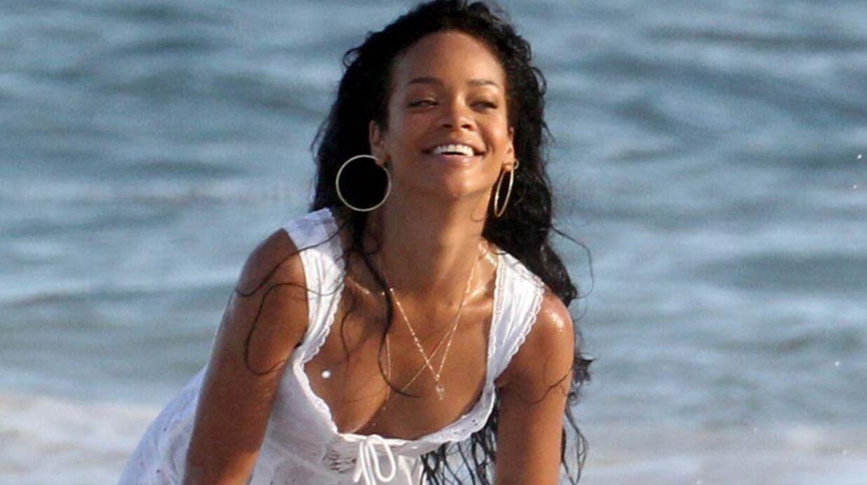 Chris Brown aimerait que Rihanna arrête de parler de son agression