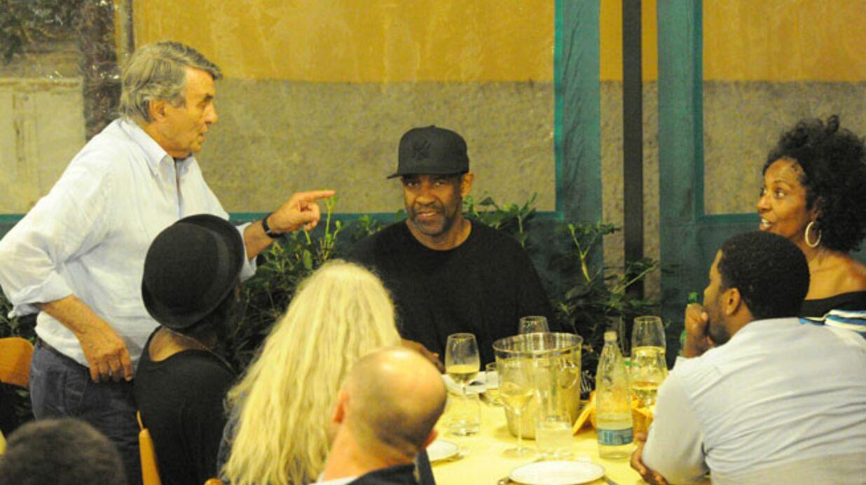 Denzel Washington: après les vacances, la rehab'