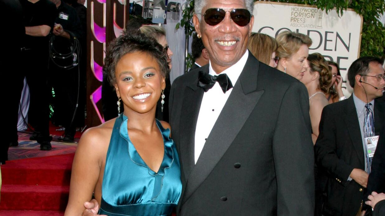 Morgan Freeman: sa petite-fille poignardée à mort par son petit ami