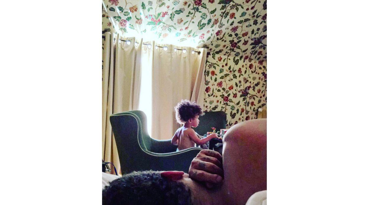 PHOTO JoeyStarr partage une photo trop mignonne avec son fils Marcello