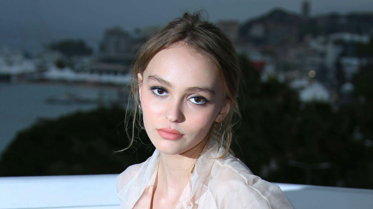 Lily-Rose Depp devient l'égérie du nouveau parfum N°5 de Chanel