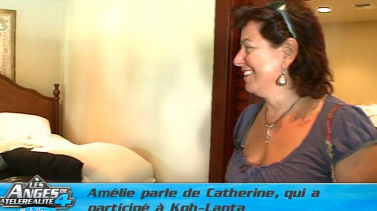 Les Anges de la téléréalité 4: Amélie crise!