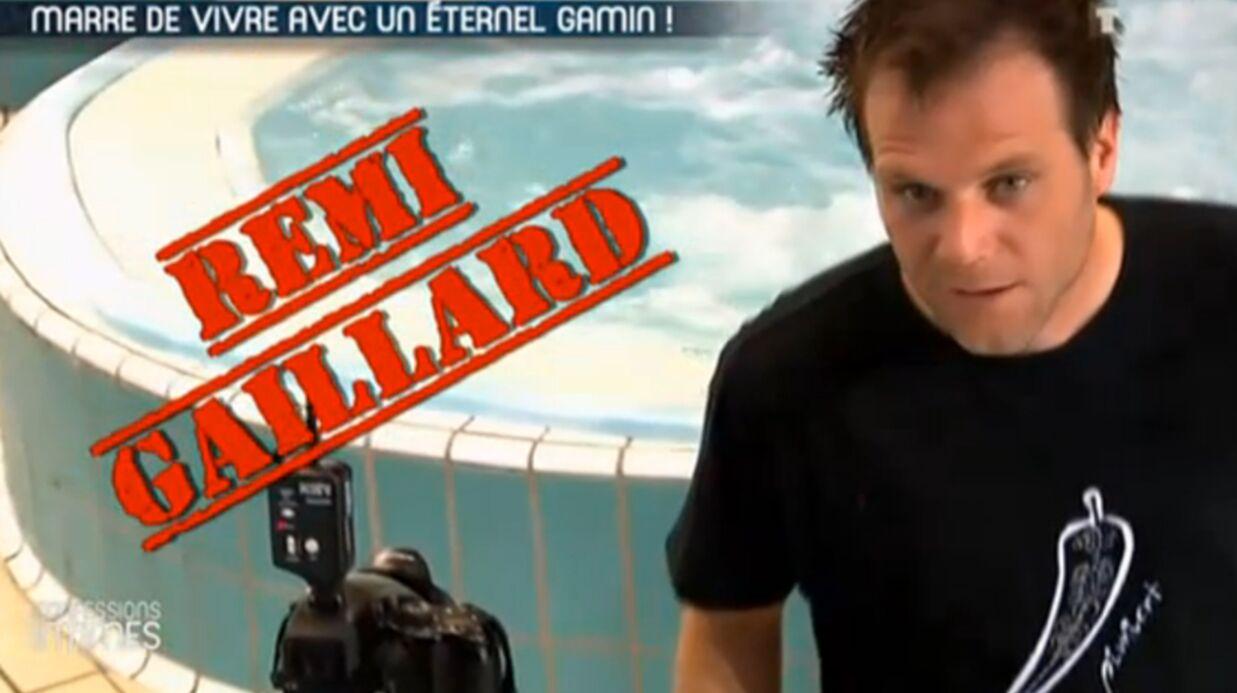 Confessions Intimes et TF1 piégés par l'humoriste Rémi Gaillard