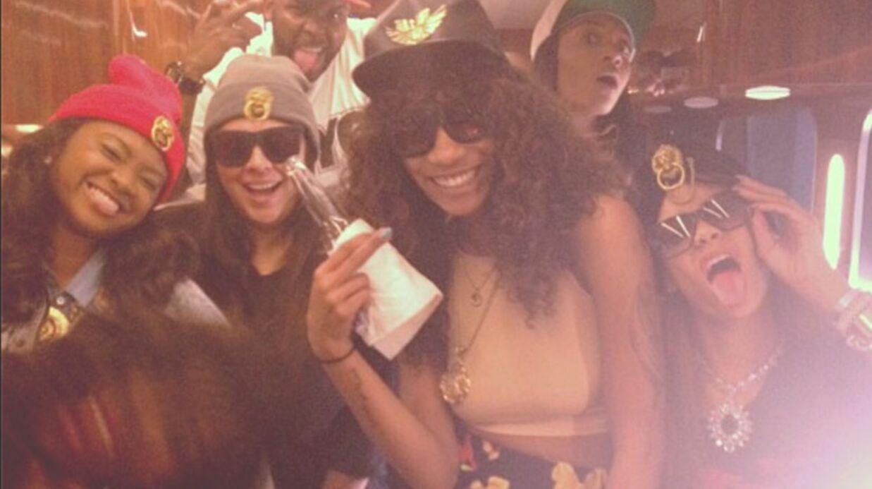 Rihanna annule encore des concerts et s'excuse
