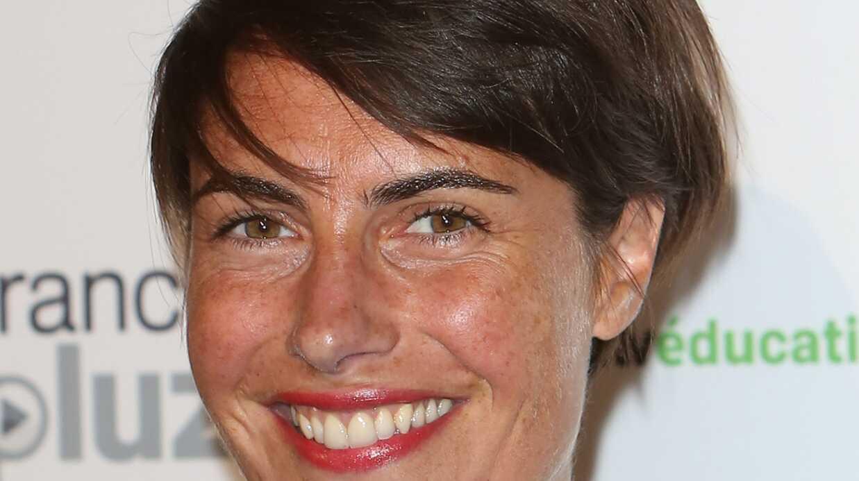 Alessandra Sublet enfin sereine pour sa deuxième grossesse