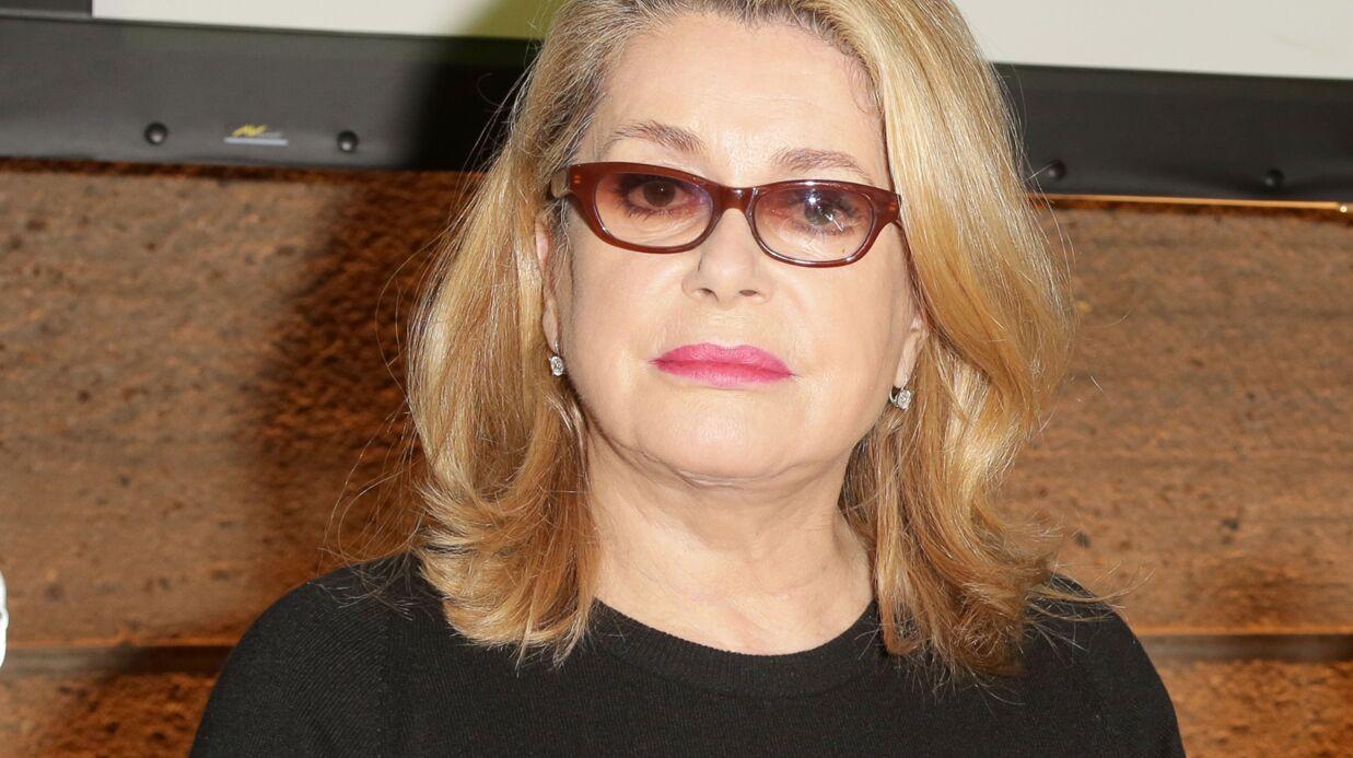 Catherine Deneuve en colère contre Sophie Marceau pour ses propos sur François Hollande
