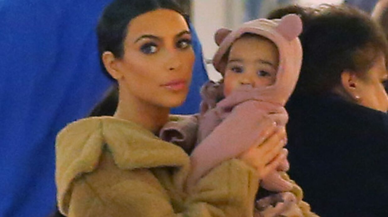 Kendall Jenner est dingue de sa nièce North