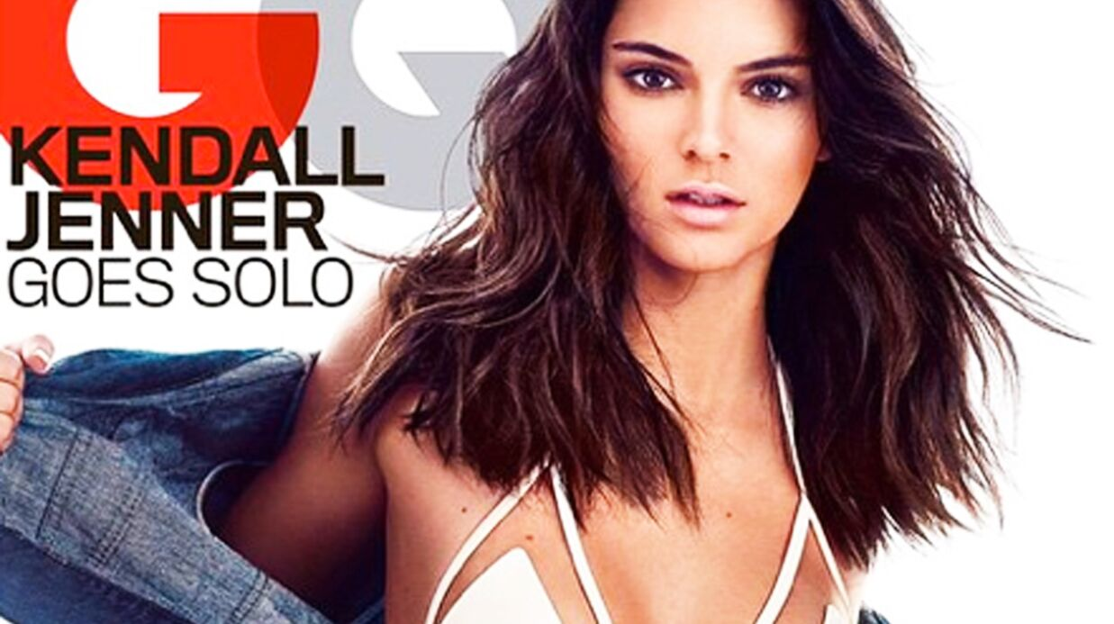 PHOTOS Kendall Jenner topless pour GQ