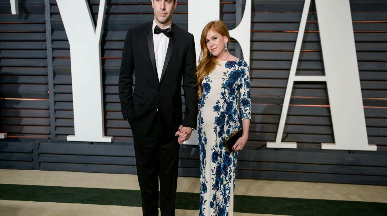 Sacha Baron Cohen & Isla Fisher parents d'un premier fils