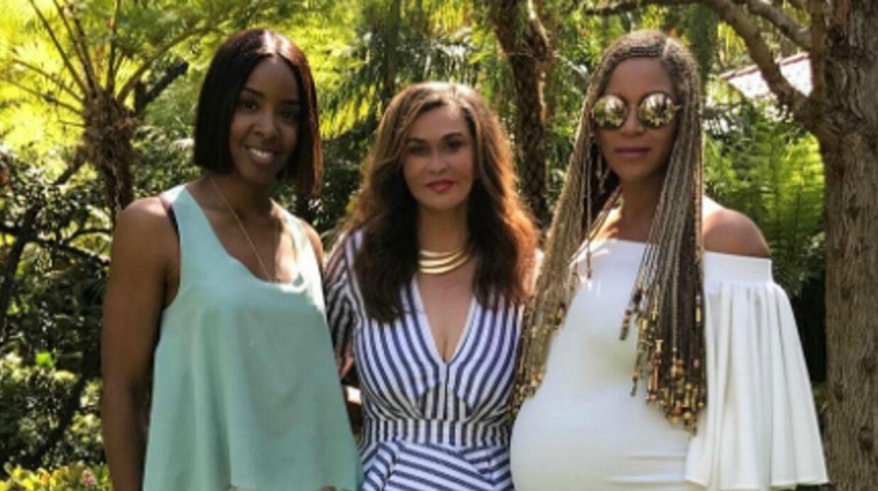 PHOTOS Beyoncé célèbre Pâques avec Kelly Rowland, Jay Z et sa maman