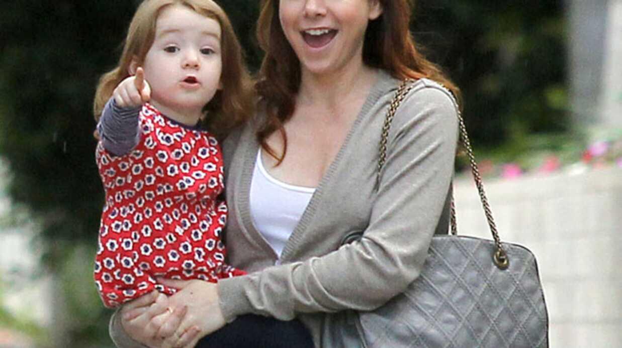 Alyson Hannigan (How I met your mother) est enceinte!