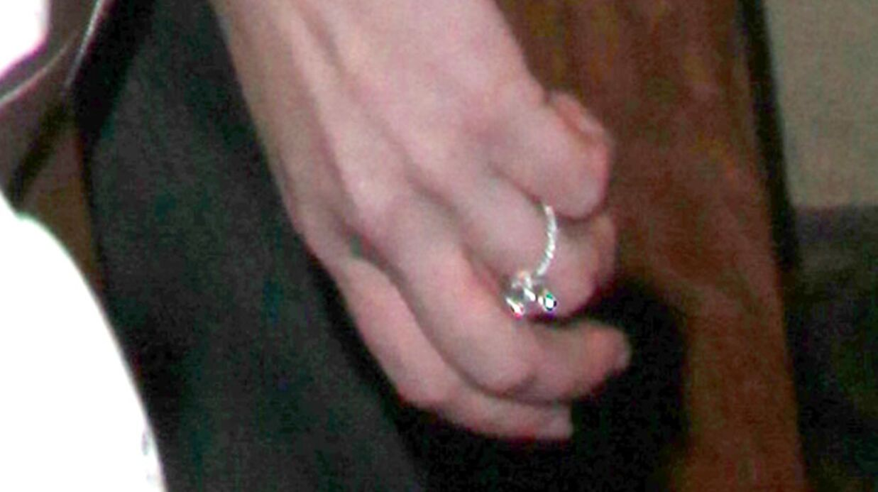PHOTOS La bague de fiançailles de Brit­ney Spears