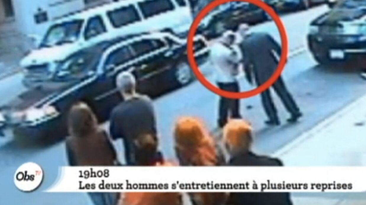 Une nouvelle vidéo de DSK au Sofitel révélée