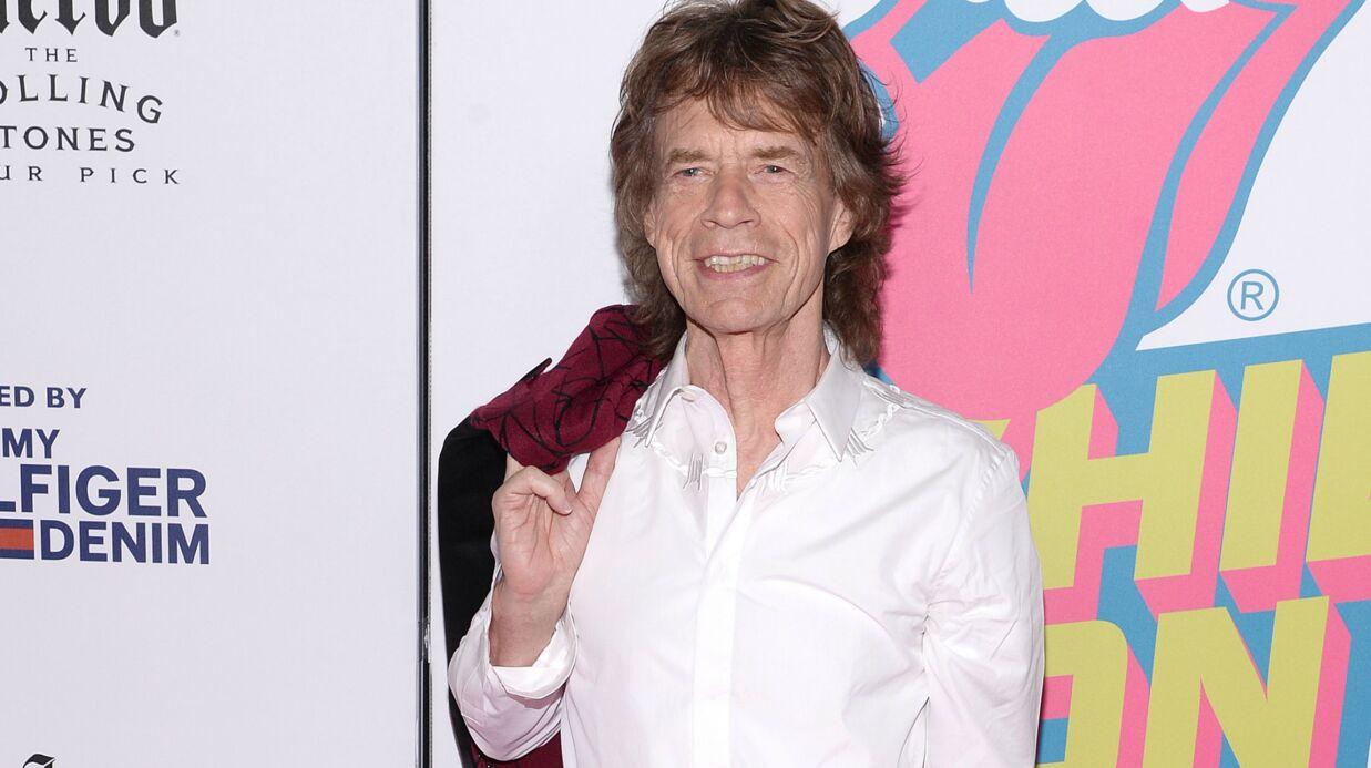PHOTO Découvrez le visage et le prénom très étrange du huitième enfant de Mick Jagger