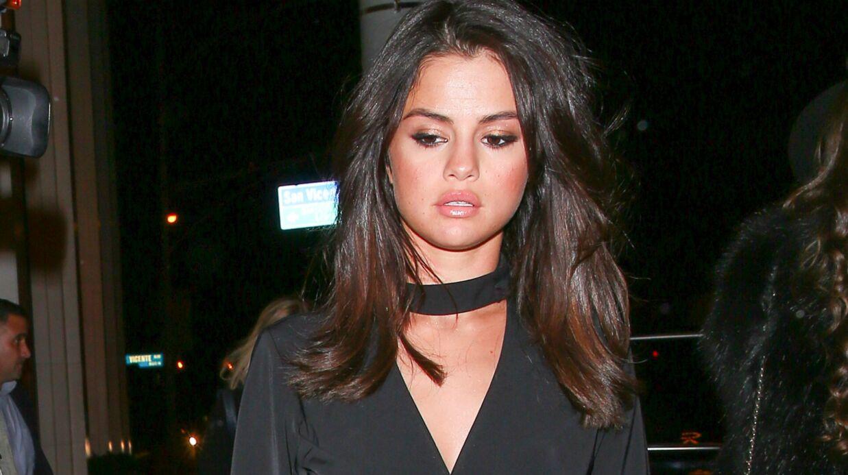 PHOTO Selena Gomez aperçue en studio, son ex Nick Jonas la soutient