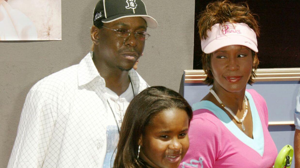 La fille de Whitney Houston disparaît pendant les funérailles