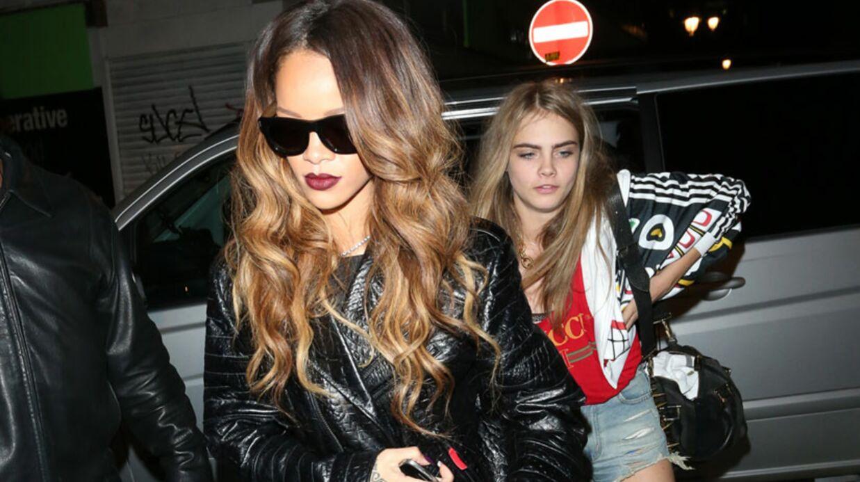 Rihanna: son père a pardonné à Chris Brown