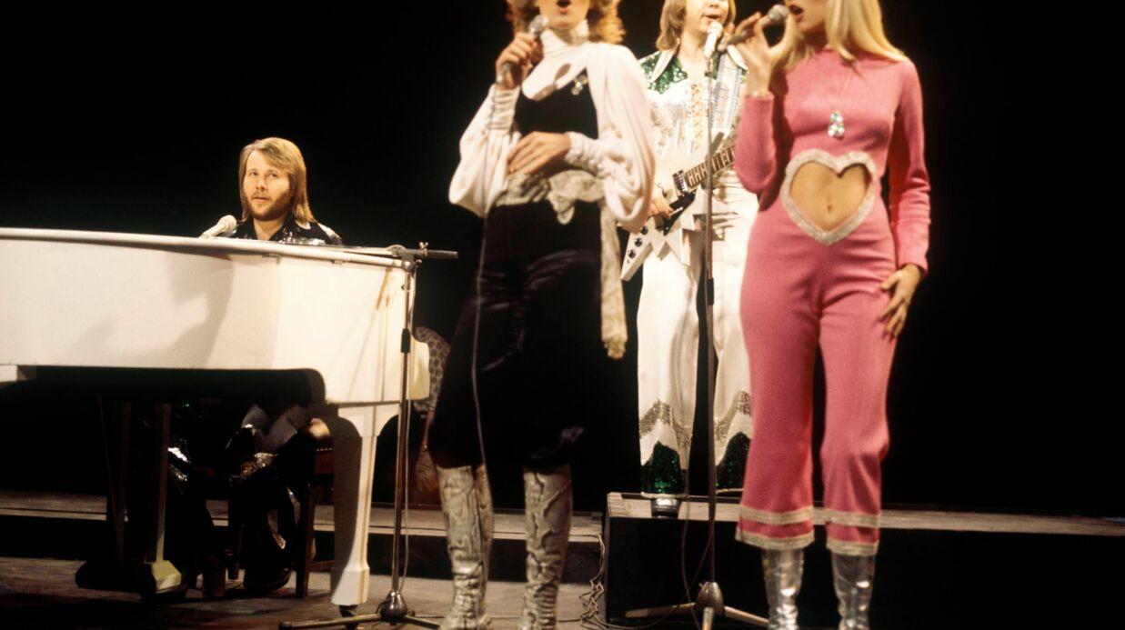 Les membres d'Abba portaient des costumes moches pour des raisons fiscales