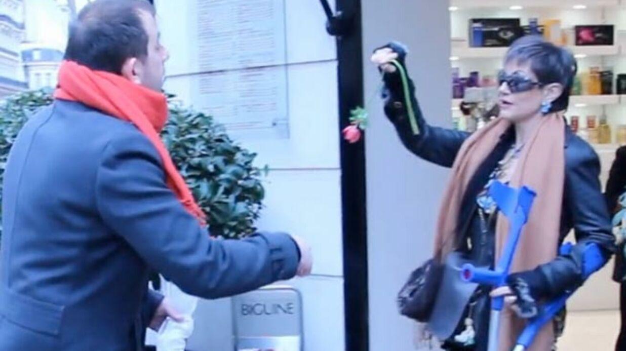 VIDEO Les people sont-ils solidaires de Valérie Trierweiler?