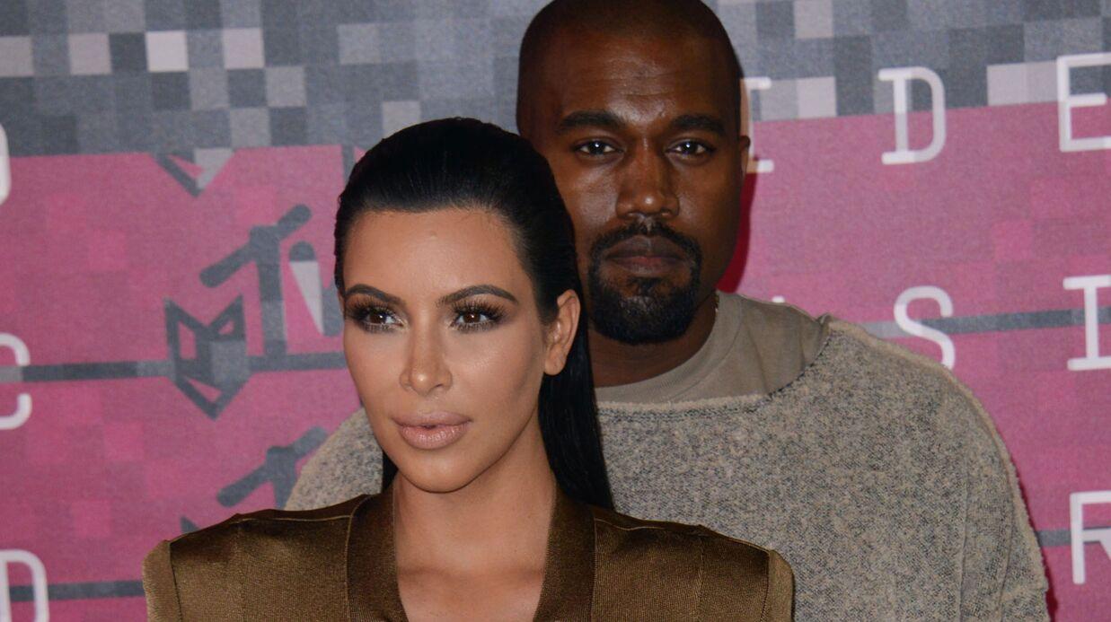 Kim Kardashian ne supporte plus les tweets intempestifs de Kanye West