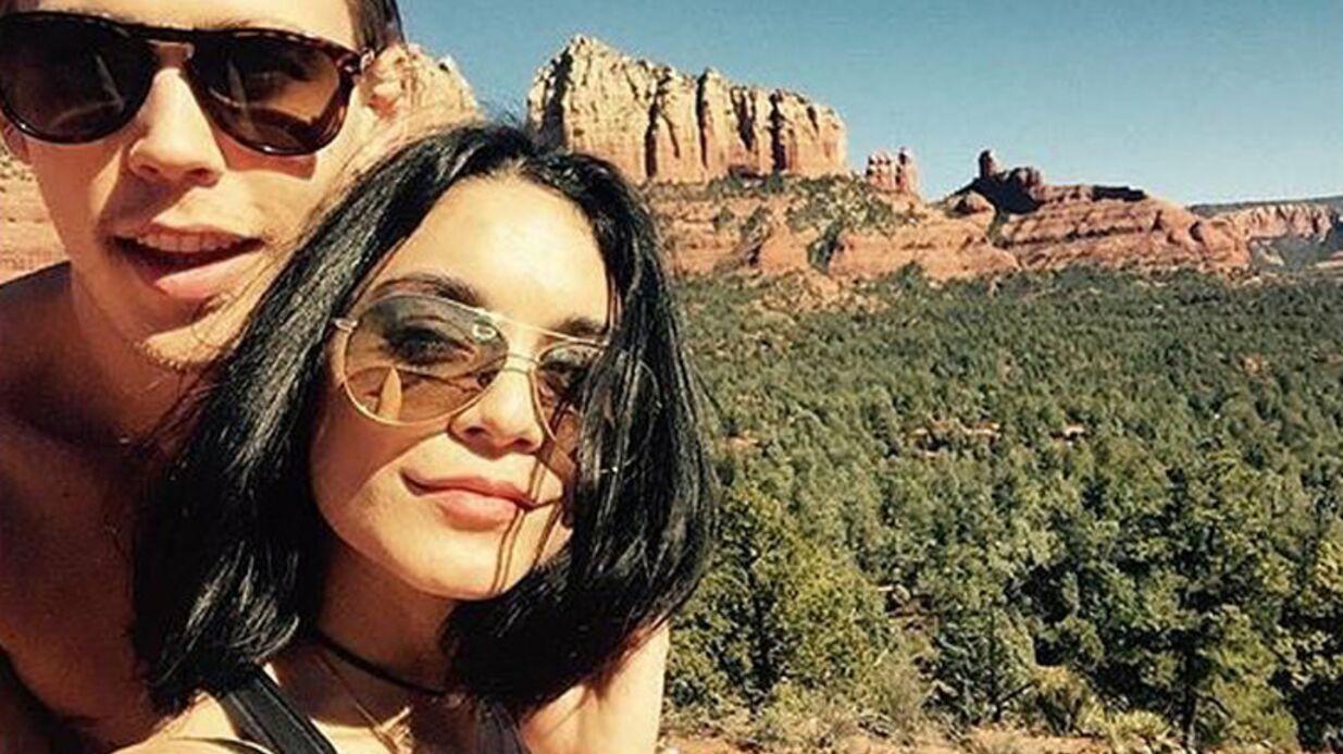 Vanessa Hudgens risque six mois de prison pour avoir gravé son nom sur un rocher
