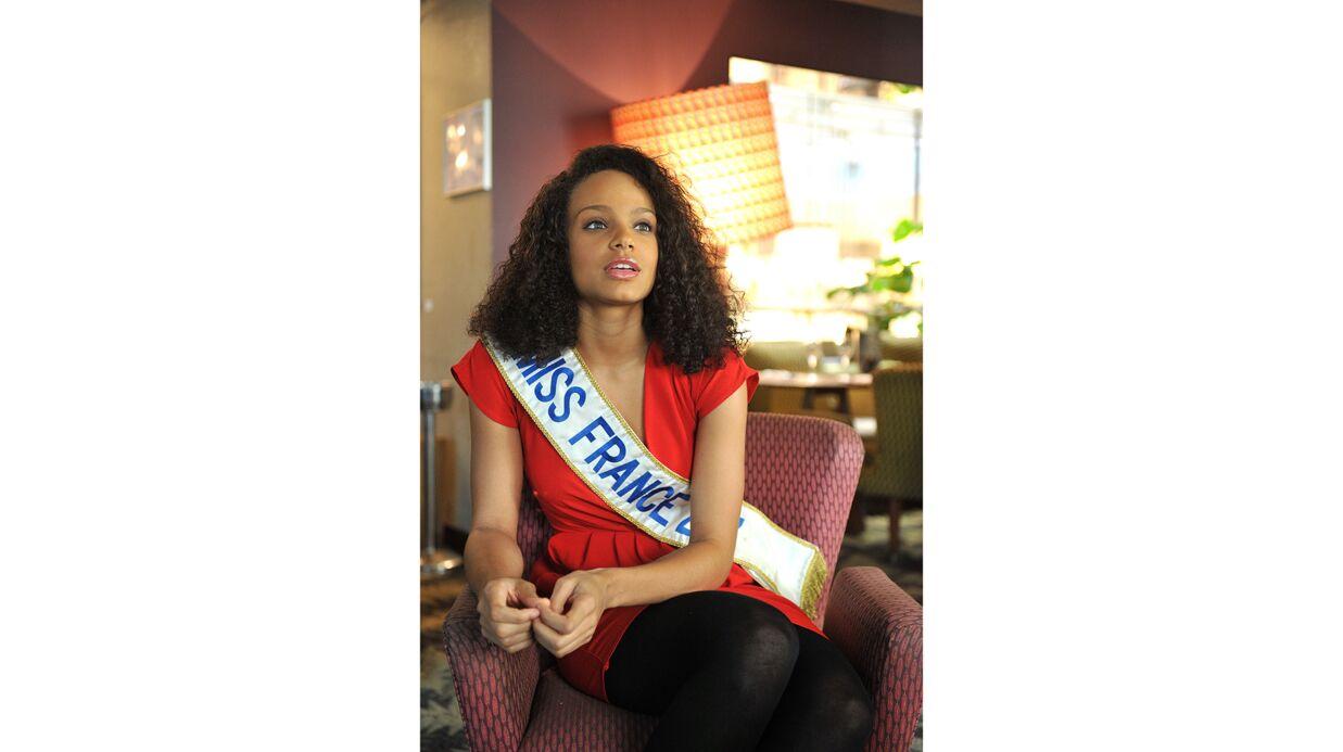 Interview – Alicia Aylies (Miss France 2017):  «J'ai toujours peur de ne pas savoir quoi répondre ou de me ridiculiser »