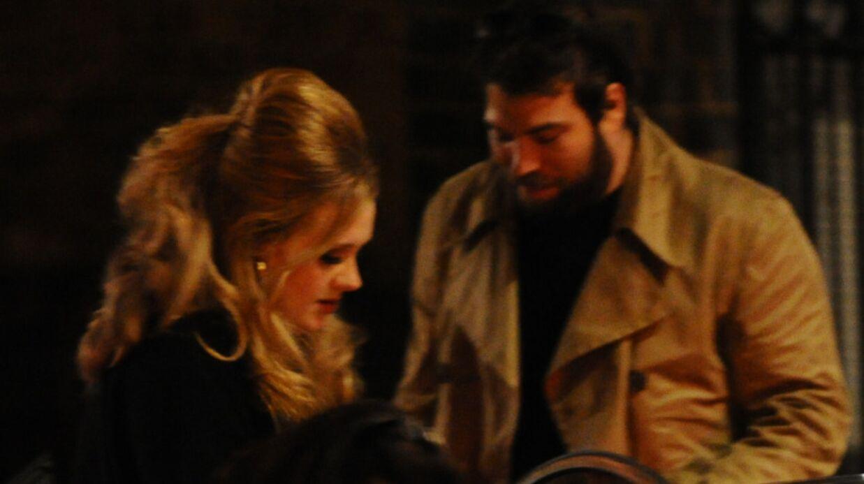 Le mec d'Adele a une fille et est encore officiellement marié