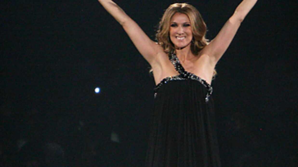 Céline Dion aimerait faire du cinéma