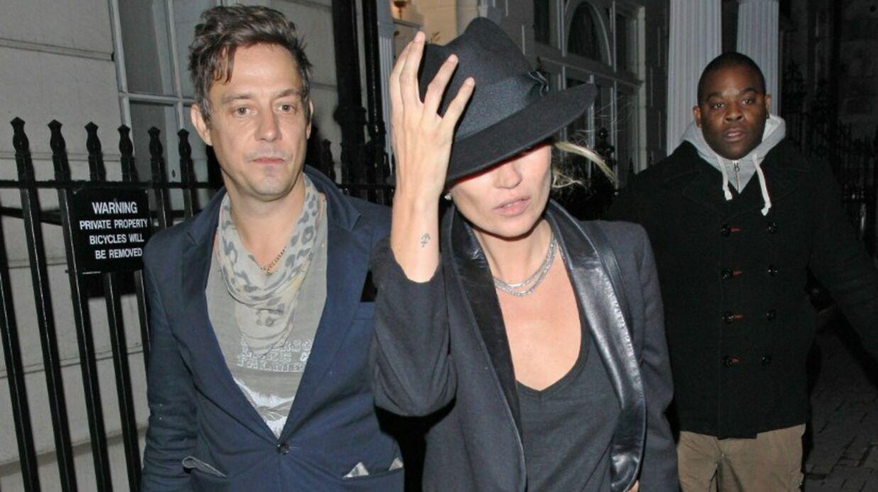 Kate Moss fête son 38e anniversaire avec modération